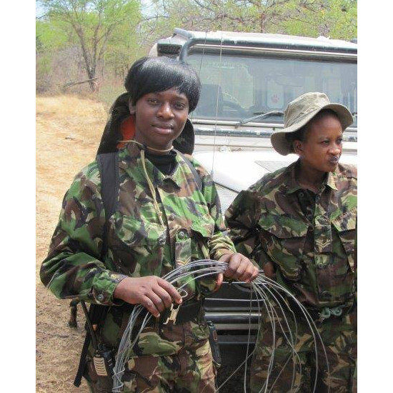 The Black Mambas are The World's First All-Female Anti-Poaching Unit.