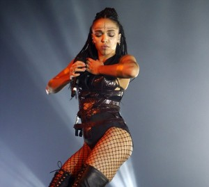 FKA twigs Will Make Seven Films In Front of a Live Audience.