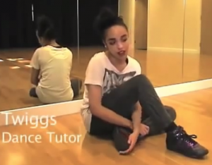Throwback.  Watch a 22-Year-Old FKA twigs Teaching Dance Classes To Aaliyah Music.