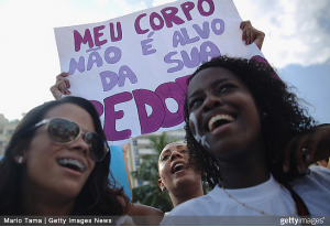 Brazil's New Femicide Law Means Tougher Penalties For The Killing of Women and Girls.