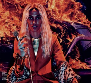 Editorials. Joan Smalls. Riley Montana. Ajak Deng. Maria Borges. V Magazine. by Steven Klein.