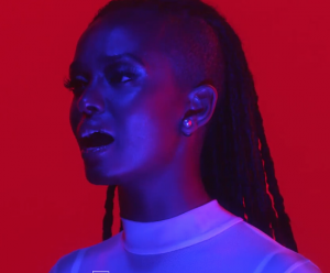 Watch.  Listen. Kelela Premieres Music Video For 'A Message.'