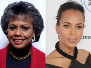Kerry Washington to Star as Anita Hill in Upcoming HBO Film 'Confirmation'.