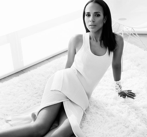 Kerry Washington The Edit Bjorn Iooss