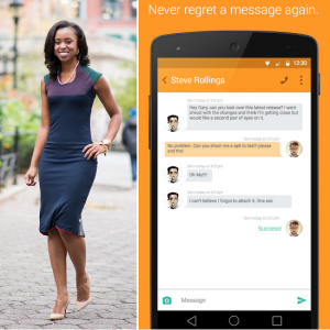 Spelman Graduate Creates App That Allows Users To Take Back Text Messages.
