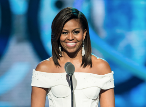 Michelle Obama Declares 'Black Girls Rock!' in Her First-Ever Appearance At the Event To Honor Black Women and Girls.