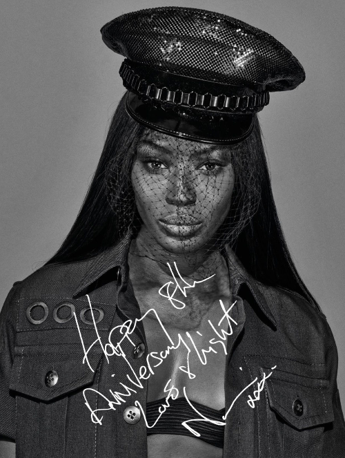 Naomi Campbell L'Officiel Singapore