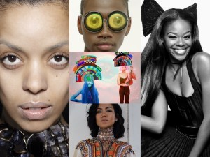 Your Morning Music Mix. Azealia Banks, Shamir, Jhené Aiko, Le1f, and More.