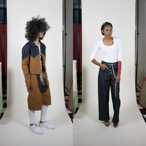 PHLEMUNS Fall 2015 Black Fashion Designers