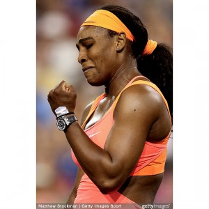 Serena Williams Emerges Victorious At Indian Wells.