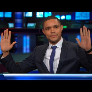 South African Comedian Trevor Noah Confirmed To Succeed Jon Stewart as 'The Daily Show' Host.