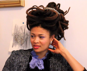 Watch This.  Musician Valerie June Chats About Her Locs and Her Unique Style.