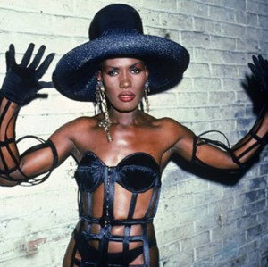 Grace Jones Gets Her First-Ever Documentary.  With The BBC.