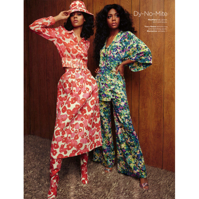 Afiya Bennett Essence Magazine Chris Nicholls