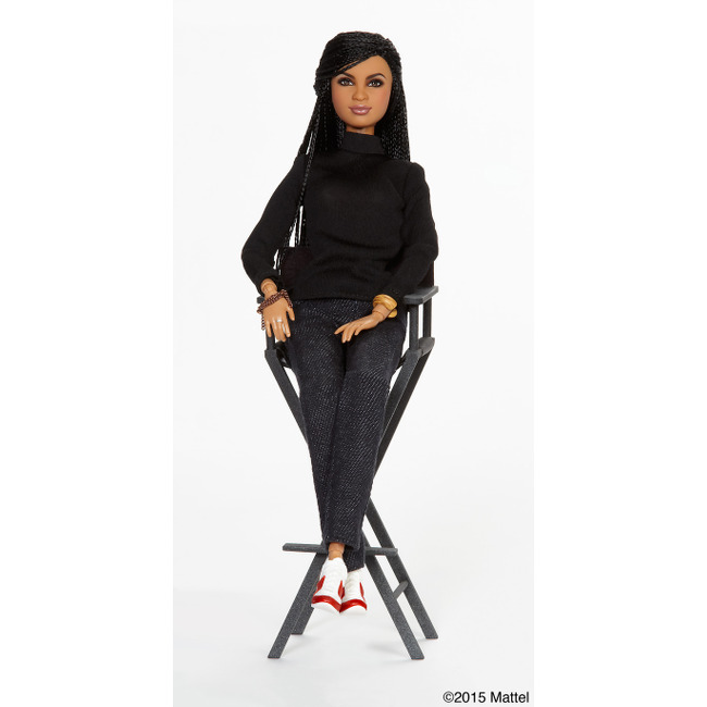 Ava DuVernay Gets Her Own Barbie Doll. And It Looks Amazing.