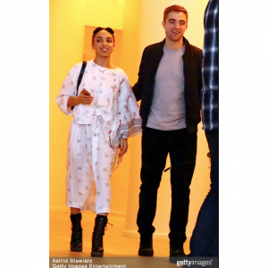 FKA twigs and Robert Pattinson Are Officially Engaged.