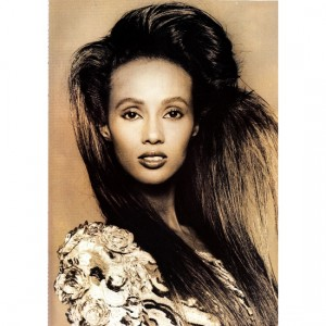 Iman Reveals She Broke The Law As a Teen To Start Modeling in New York.