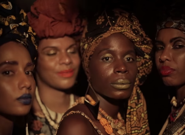 Film. KBELA. Afro-Brazilian Women Transition To Natural Hair and Confront Beauty Standards in This Artistic Short Film.
