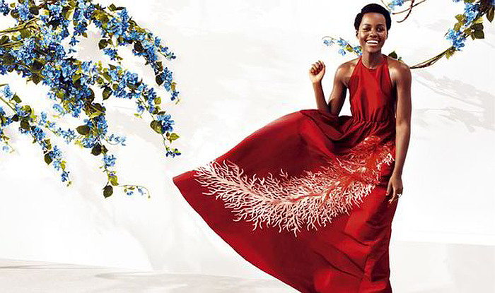 Lupita Nyong'o, Alexi Lubomirski