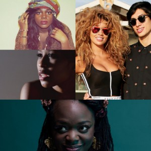 Your Morning Mix. Dej Loaf. Lorine Chia. LION BABE.  Eska. Rihanna. And More.
