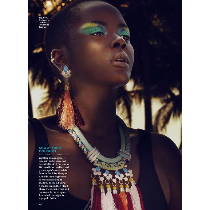 Philamena Kwao, Plus Size Fashion Models, Black Fashion Models