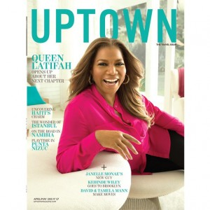 Queen Latifah Covers Uptown Magazine.  Talks Homophobia in the Black Community and Bill Cosby.