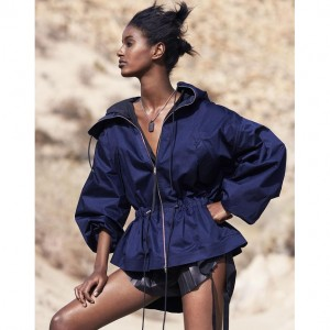 Editorials.  Senait Gidey.  Self Magazine. Images by Bjarne Jonasson.