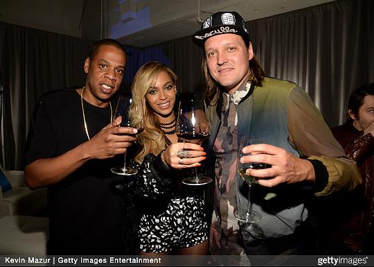 Tidal Jay Z Beyonce