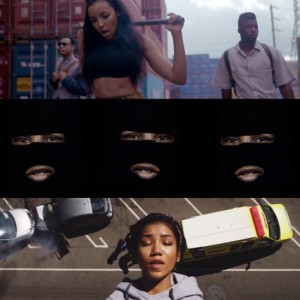 Listen. Watch.  New Music Videos From Tinashe, Jhené Aiko, and Leikeli47.
