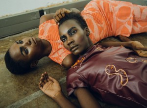 Editorials.  Tricia Akello and Queen Onyemaeci Rock South Africa's Hottest Designers For Gaschette Magazine.