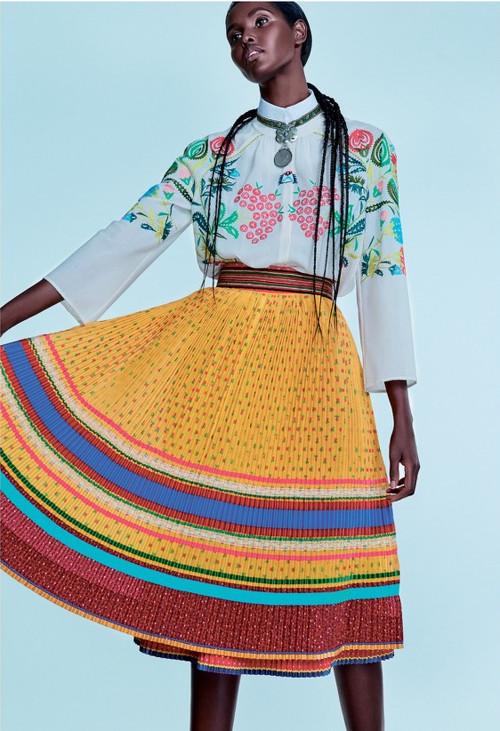 Ubah Hassan Black Fashion Models