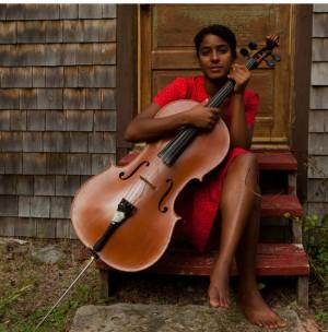 Interviews.  Folk Music Talent Leyla McCalla on Motherhood.