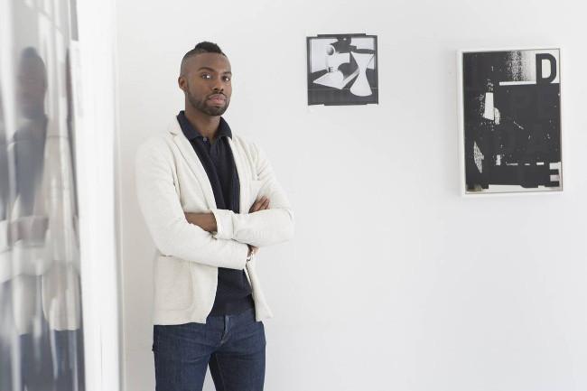Art. Adam Pendleton Brings 'Black Lives Matter' to the Venice Biennale.