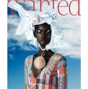 Editorials. Adau Mornyang.  Wanted Magazine. Images by Kevin Mackintosh & Daryl McGregor.