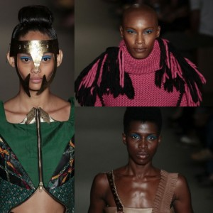 Brazil Features African Fashion Designers At Sao Paulo Fashion Week.
