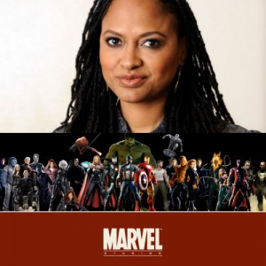 Filmmaker Ava DuVernay is Being Courted to Direct an Upcoming Marvel Film.