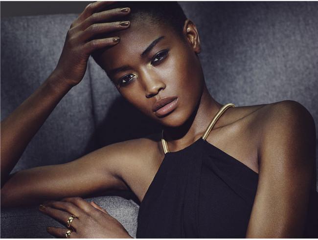 Betty Adewole The Edit Black Fashion Models