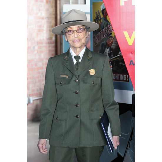 Betty Reid Soskin is America's Oldest Park Ranger. She Hopes to Inspire Young Women of Color.