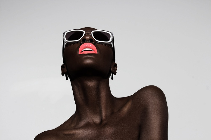 Destiny Owusu, Breann White, The lip Bar, Black-Owned Beauty, Black Fashion Models