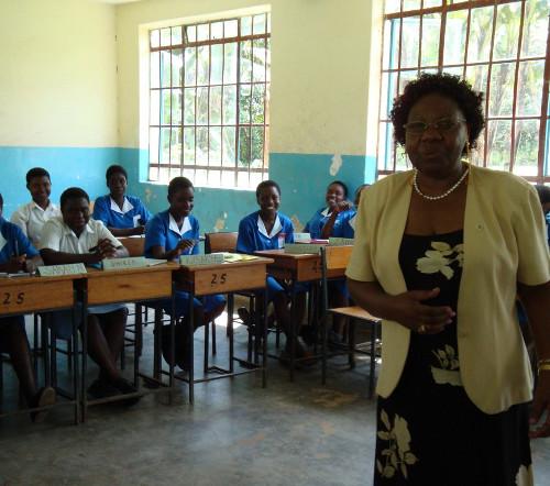 Hilda Tadria, Feminism, Uganda