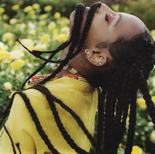 Images. Dawn Richard by Brandon Hicks. + A New Track. 'Genocide.'