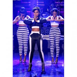 Watch Janelle Monáe's Killer 'Yoga' Performance From 'The Tonight Show.'