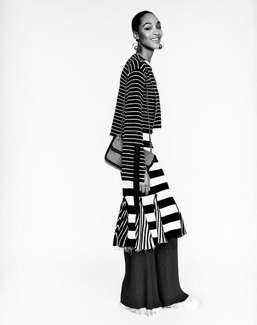 Jourdan Dunn W Magazine Black Fashion Models