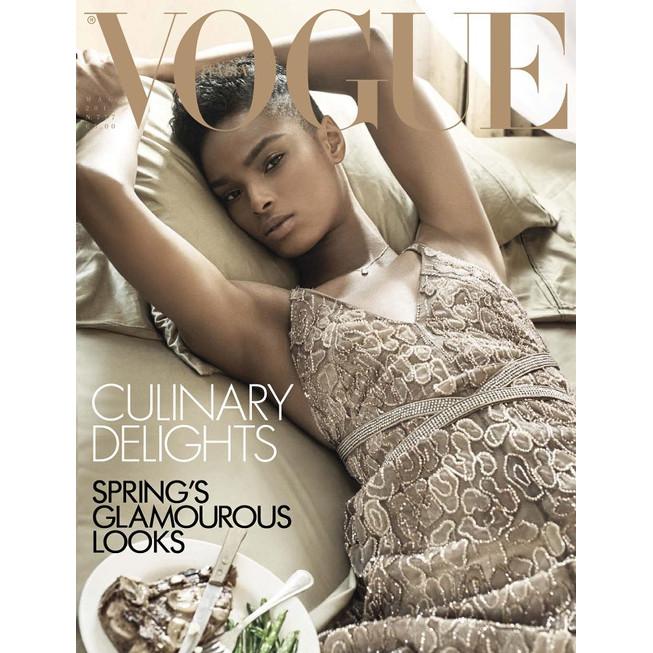 Kayla Scott Vogue Italia