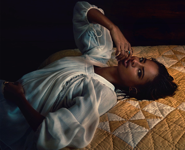 Malaika Firth, The Edit, Black Fashion Models