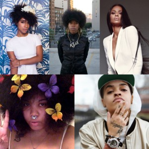 Music Mix.  Aeon Fux. Georgia Anne Muldrow . Lianne La Havas. Siya. Ciara.