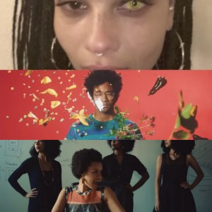 Music Video Mix.  Zoë Kravitz Lights Up.  Meklit Loves Your Afro.  Toro y Moi Gets Surreal.