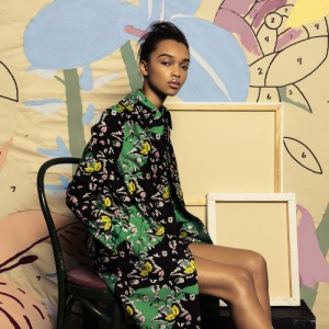 Editorials. Samantha Archibald. Aamito Lagum.  Yahoo! Style. Images by Richie Talboy.