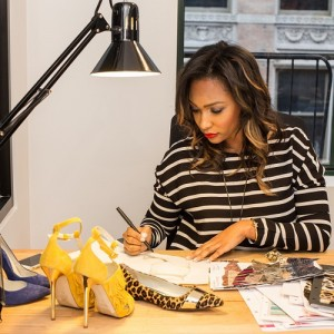 Good Reads. Tiannia Barnes. IT Program Manager by Day, Shoe Designer by Night.