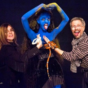 Willow Smith Channels Hindu Goddess Kali For An Upcoming Photoshoot.